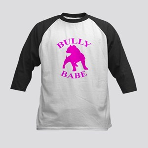 Bully Babe Kids Baseball Jersey