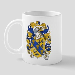 Bancroft Coat of Arms Mug