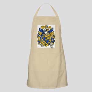 Bancroft Coat of Arms BBQ Apron