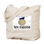 Bastille Day Tote Bag