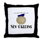 Bastille Day Throw Pillow