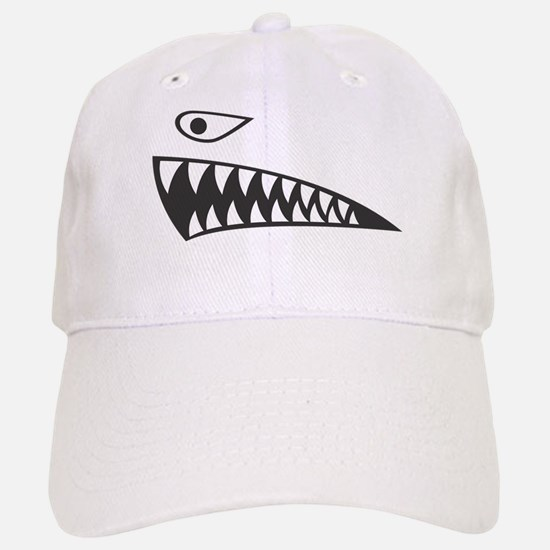 SHARK (26) Baseball Baseball Cap