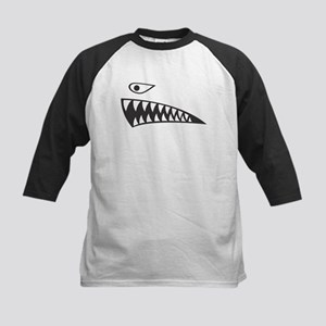 SHARK (26) Kids Baseball Jersey