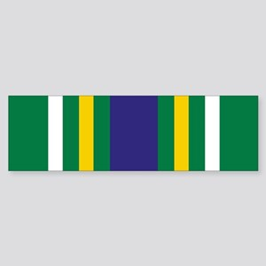 Korean Defense Service Ribbon Bumper Sticker