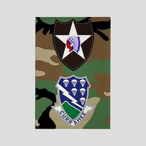506th Infantry Regiment Magnet