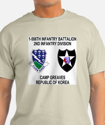 506th Infantry T-Shirt 2