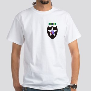 506th Infantry White T-Shirt 2