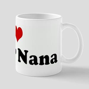 I Love Tata & Nana Mug