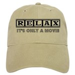 Relax: It's only a movie! Cap