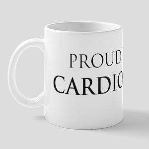 Proud Cardiologist Mug