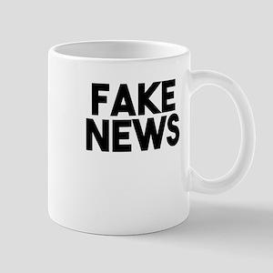 Fake News fashionable Post Truth Mugs