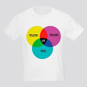 venn1MomMomMe Kids Light T-Shirt