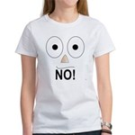 Simply NO! Women's T-Shirt