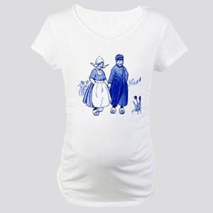 Dutch Boy Maternity T-Shirt