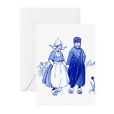 Dutch Boy Greeting Cards (Pk of 10)
