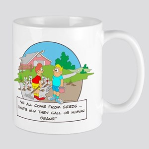 thats why they call us human Mug