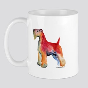 Soft Coated Wheaten Terrier watercolor Mug