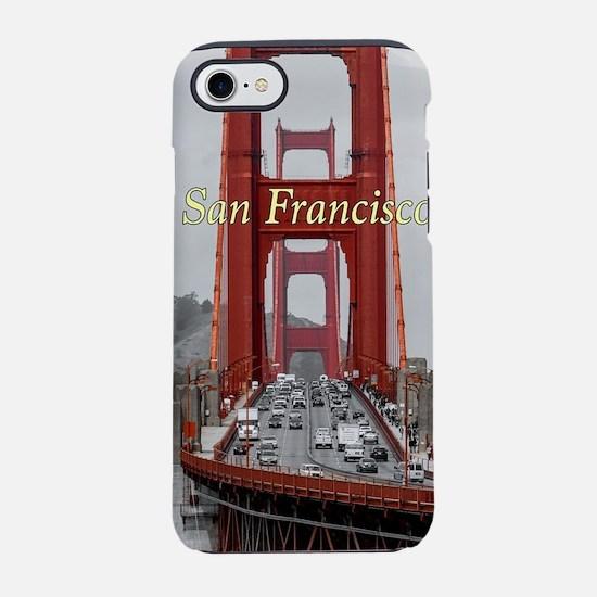 Stunning! Golden Gate Bridge S iPhone 7 Tough Case