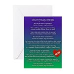 Cills Song Greeting Cards