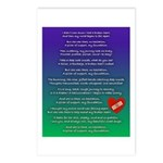 Cills Song Postcards (package Of 8)