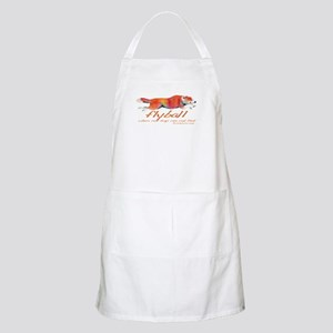 Real dogs Real fast BBQ Apron