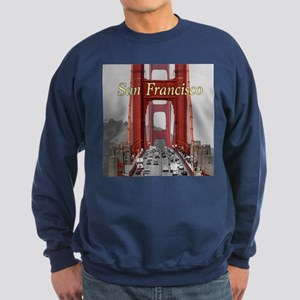 Golden Gate Bridge San Francisco Sweatshirt