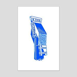 KXOK St. Louis Mini Poster Print