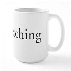 No Kvetching Large Mug