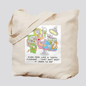 ... just ain't what it used t Tote Bag