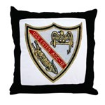 USS ESTES Throw Pillow