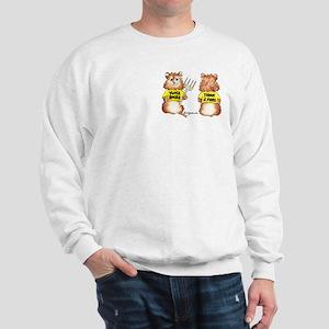 Abrahamster YumaRocks Cartoon Sweatshirt