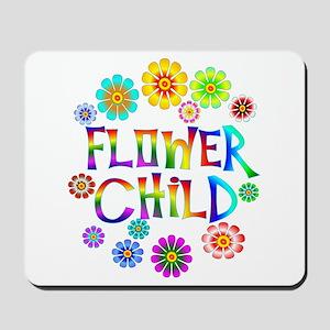 Flower Child Mousepad