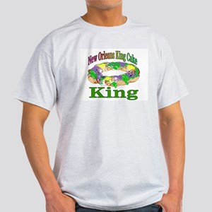 King Cake Party Light T-Shirt