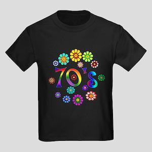 70s Kids Dark T-Shirt