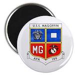 USS MAGOFFIN Magnet