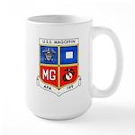 USS MAGOFFIN Large Mug