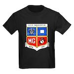 USS MAGOFFIN Kids Dark T-Shirt