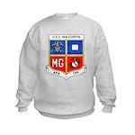 USS MAGOFFIN Kids Sweatshirt
