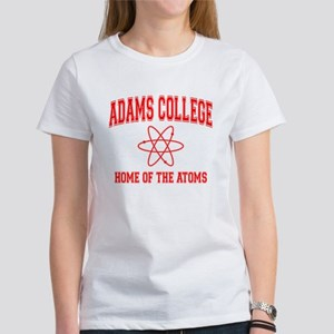 Adams College Women's T-Shirt
