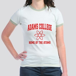 Adams College Jr. Ringer T-Shirt