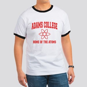 Adams College Ringer T