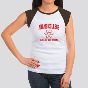 Adams College Women's Cap Sleeve T-Shirt