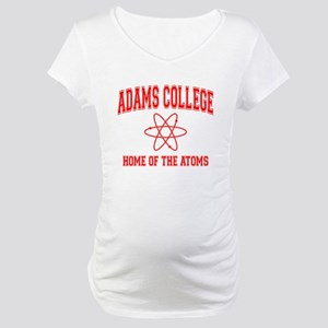 Adams College Maternity T-Shirt