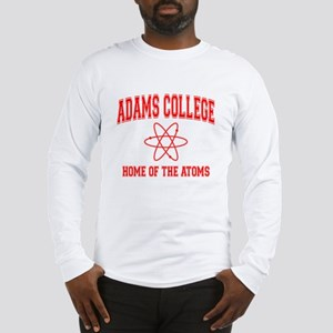 Adams College Long Sleeve T-Shirt