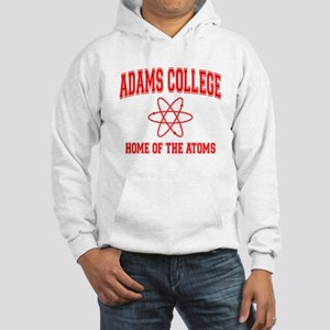 Adams College Hooded Sweatshirt