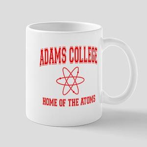 Adams College Mug