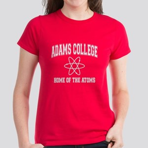 Adams College Women's Dark T-Shirt