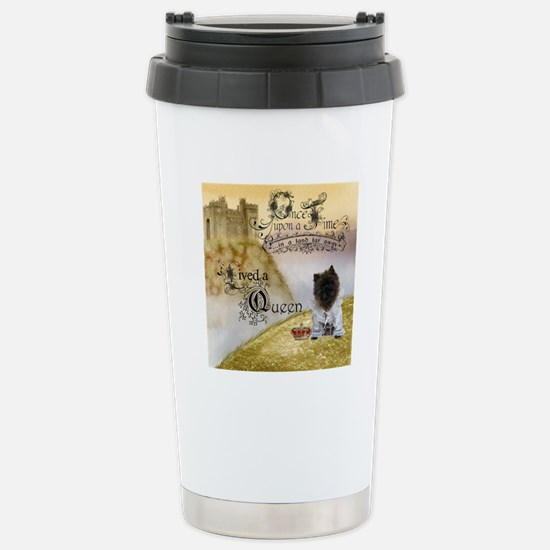 Cairn Terrier Stainless Steel Travel Mug