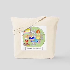 Magna Cum Laudi Tote Bag