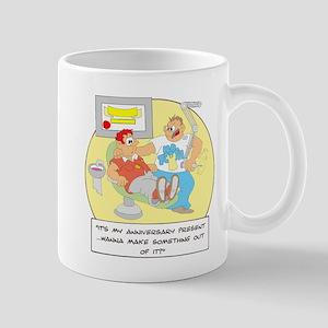 ... anniversary present ... Mug